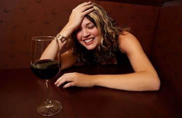 Состояние алкогольного опьянения