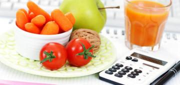 Cколько калорий нужно употреблять чтобы похудеть