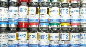 Разнообразие пептидов