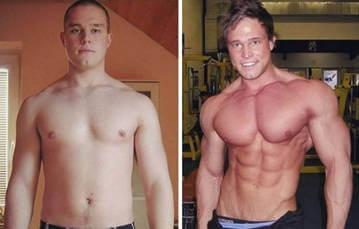 Пептиды помогают спортсменам наращивать мышечную массу