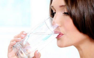 При голодании допустимо пить чистую воду