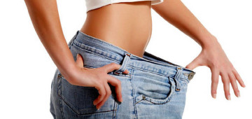 Точки на теле человека для похудения
