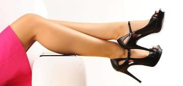 Красивые ноги без отков