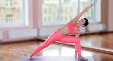 Йога при шейном остеохондрозе