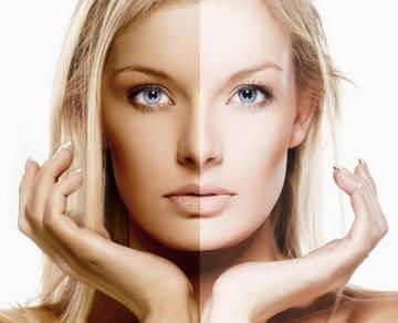 Людям со светлой кожей надо быть предельно осторожными в солярии