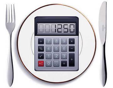 Как рассчитать норму калорий?