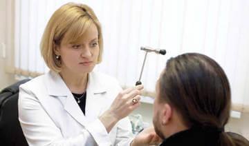 Лечение тремора рук под наблюдением врача