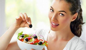 Необходимо снизить калорийность питания