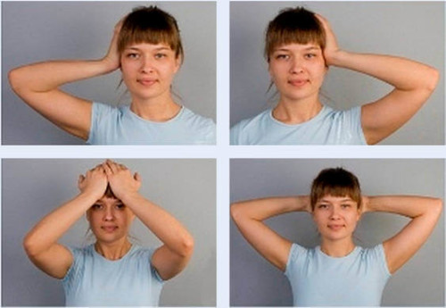 Упражнения, укрепляющие мышцы шеи