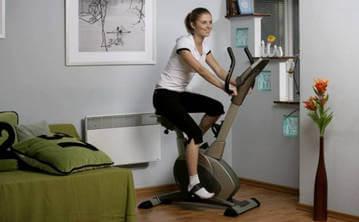 Велотренажер - лучший крдиотренажер для дома