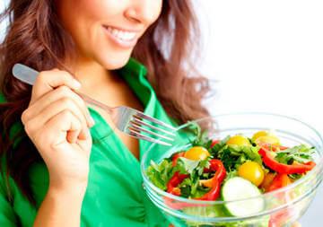 Низкокалорийное питание при тренировках
