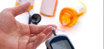 Определение уровня сахара в крови глюкометром