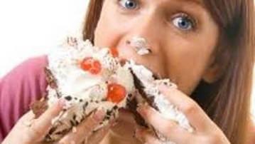Заедание стресса сладким
