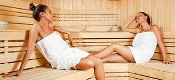 Слишком высокая температура в бане вредна для сосудов глаз