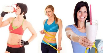 Протеин для похудения девушкам