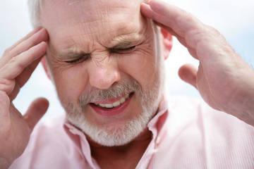 Сильная головная боль при инсульте